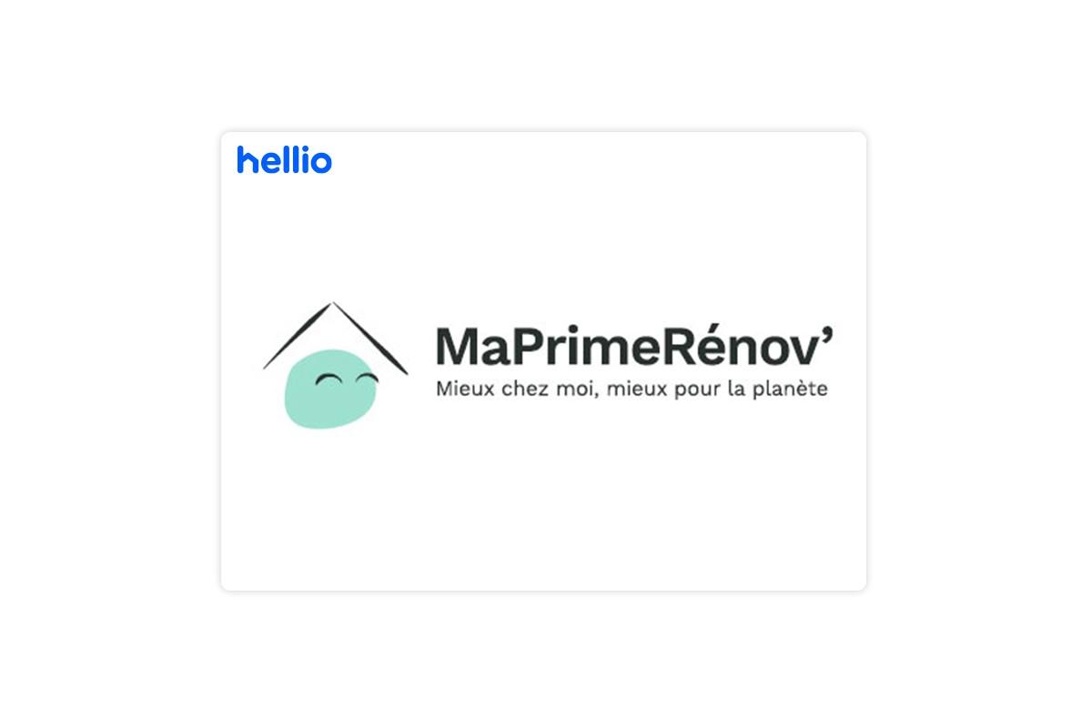 PRIME À LA RÉNOVATION